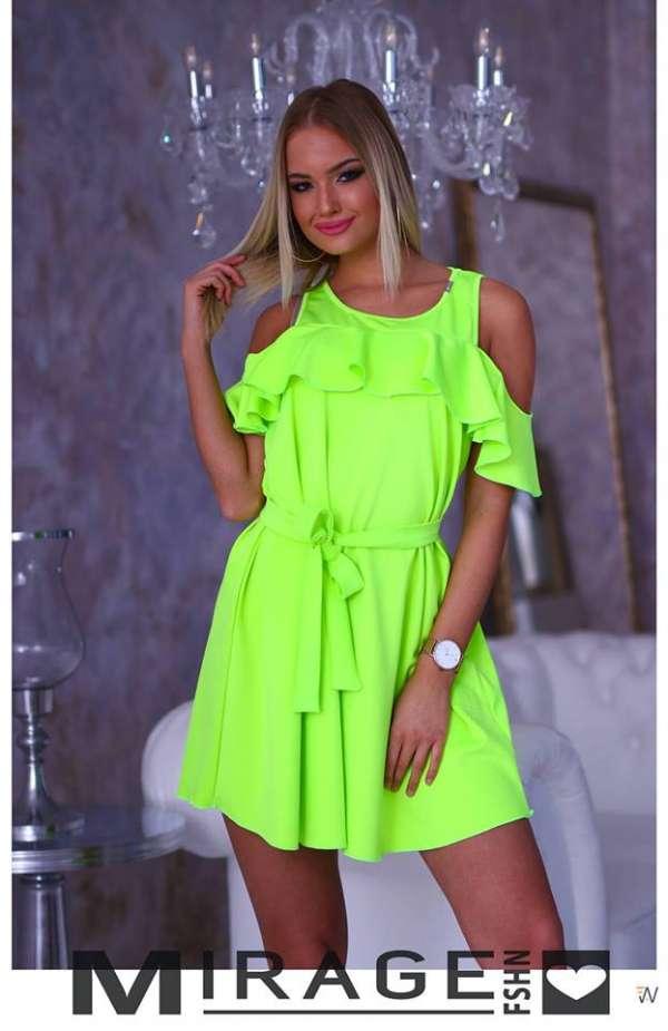 c6a58e28fd Evita II. cikkszámú MIRAGE FASHION Tunikák, miniruhák, ruhák 11000 Ft (€39)  Ft-ért - Full Fashion Webshop & Outlet